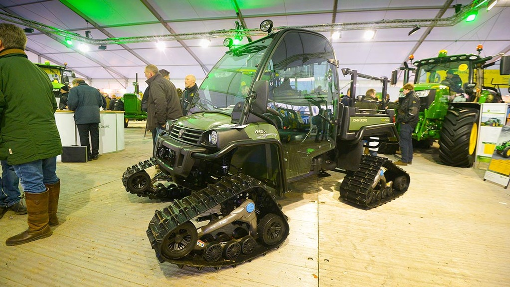Lamma 2016: ATV launches and developments