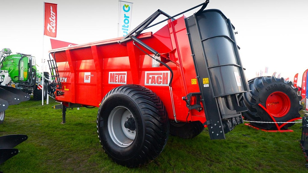 Zetor extends MetalFach offering