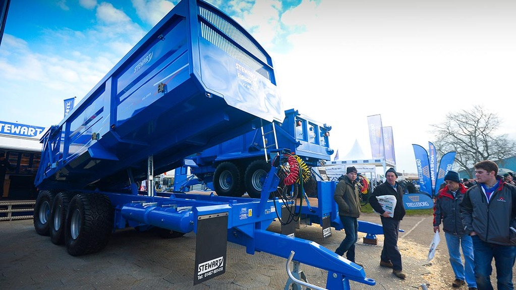 Lamma 2016: Trailers and transport