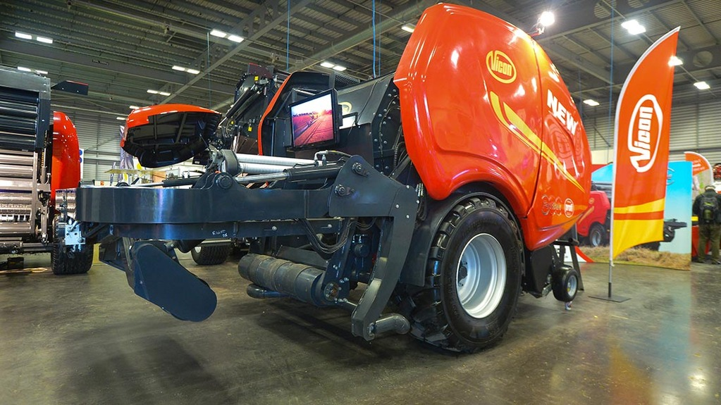 Lamma 2016: Grassland and livestock equipment