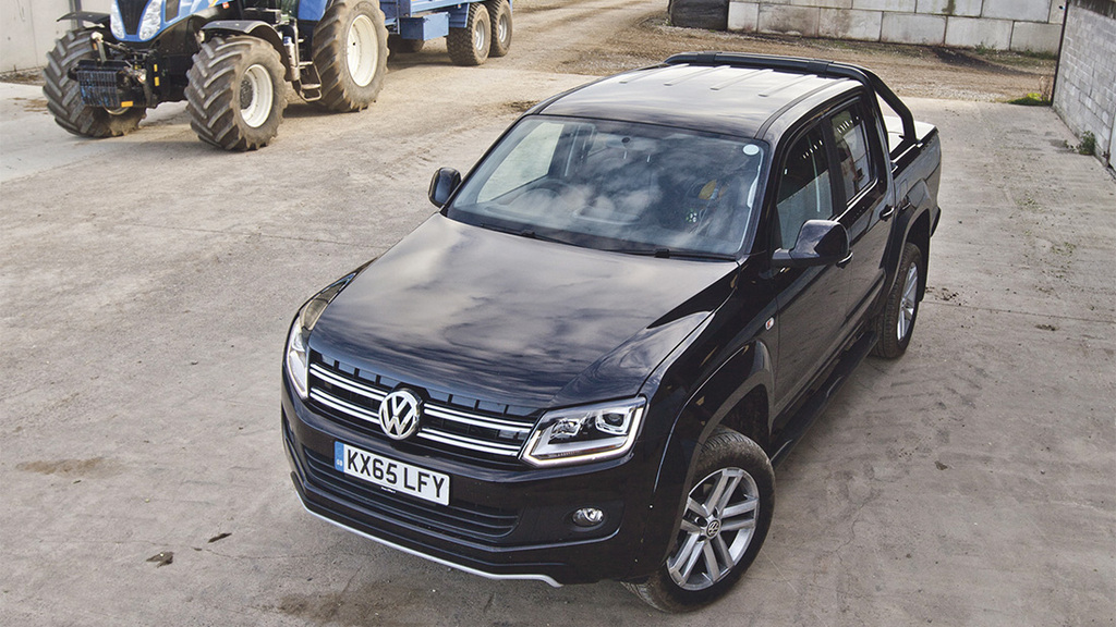On-test: Pimped Amarok brings extra spec