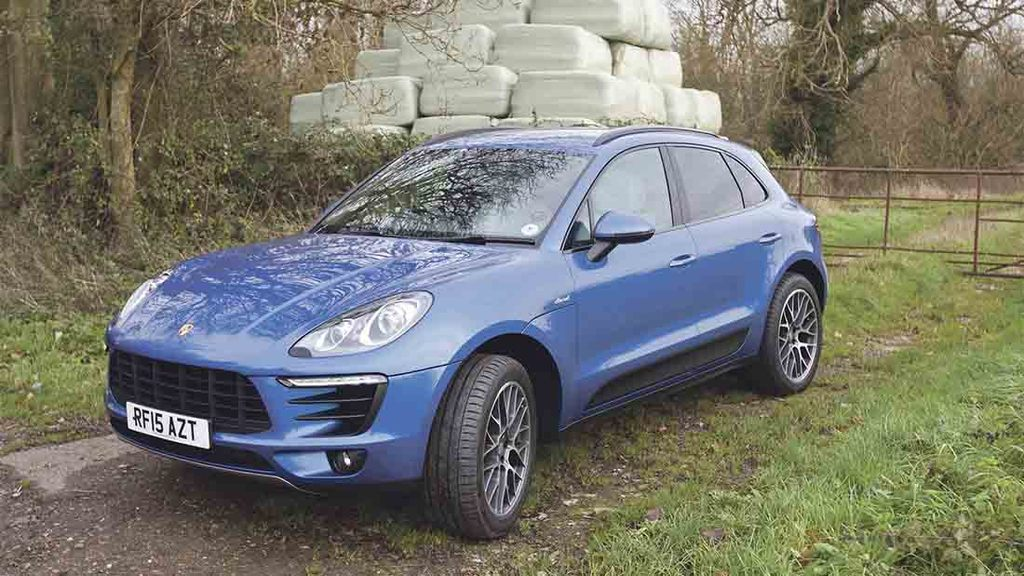 On-test: Refined 4x4 is given the Porsche treatment