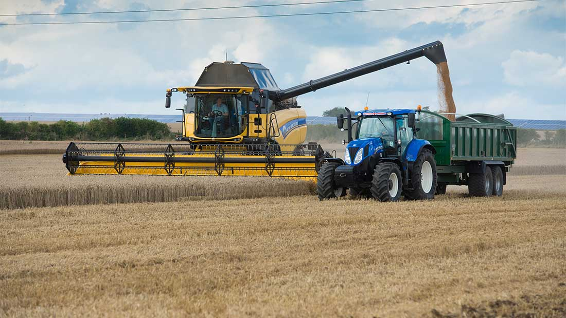 Harvest 2017: Spring drought effect seen in lower yields