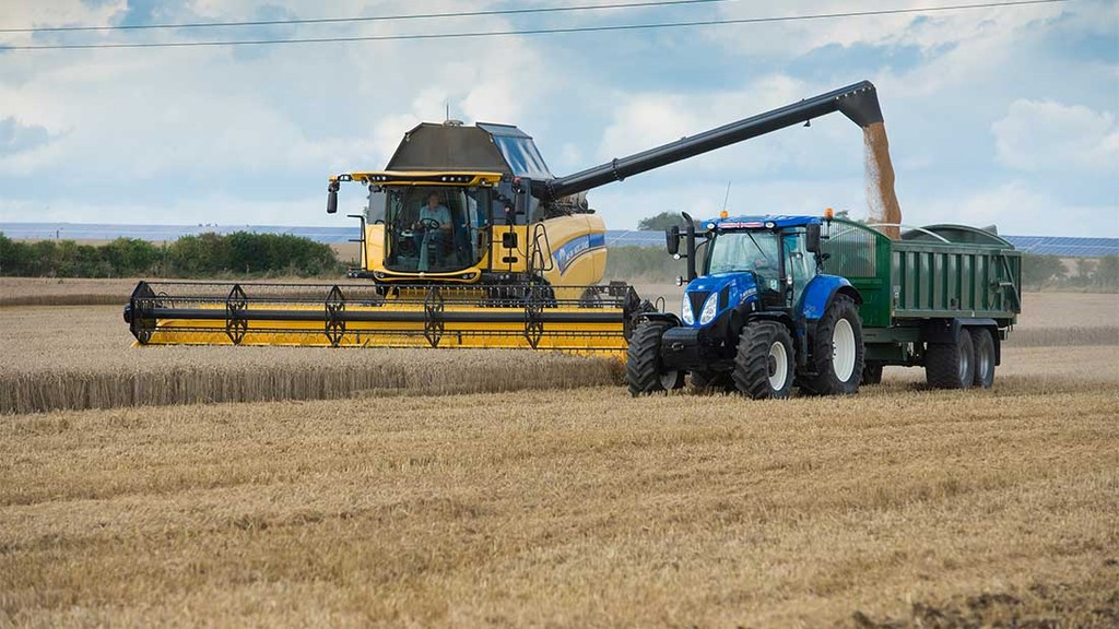 Defra figures show steep drop in farm incomes