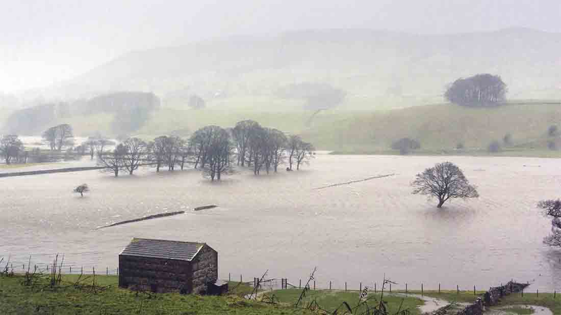 The CLA's proposal brings together local agencies and landowners for catchment-wide flood management