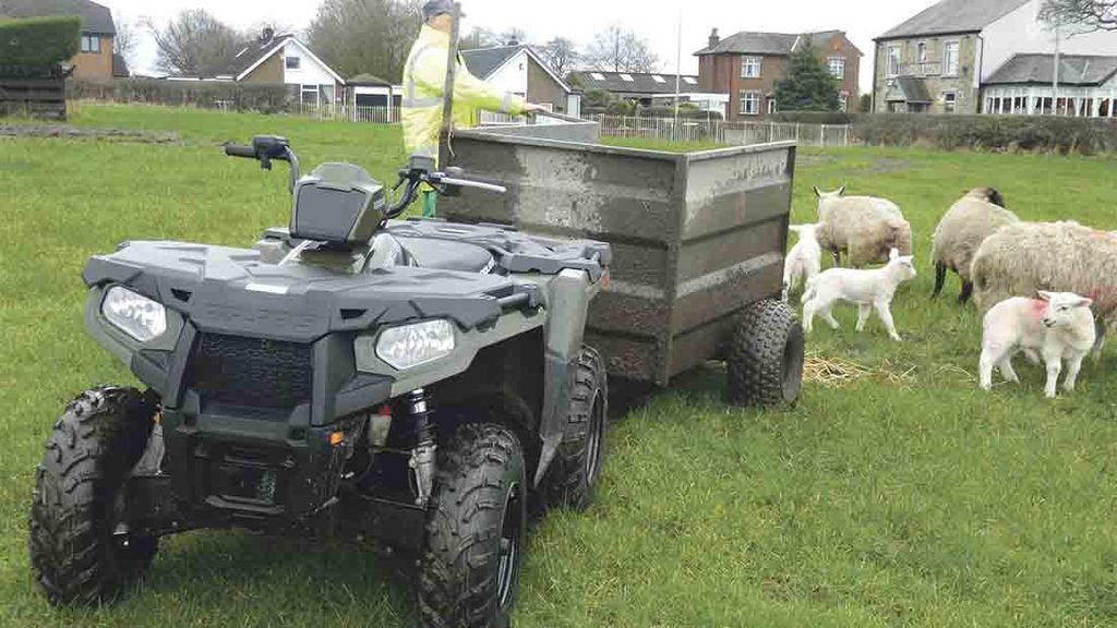 On-test: Polaris introduces new entry level Sportsman ATV