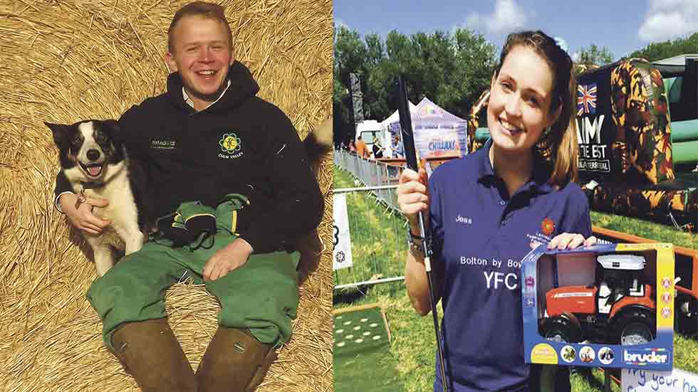 Jess V Chris - who will be the next NFYFC chairman?