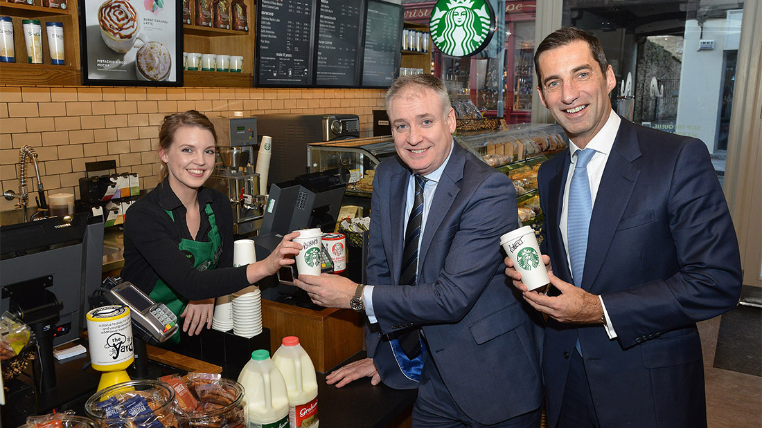 Graham's The Family Dairy signs new deal with Scottish Starbucks