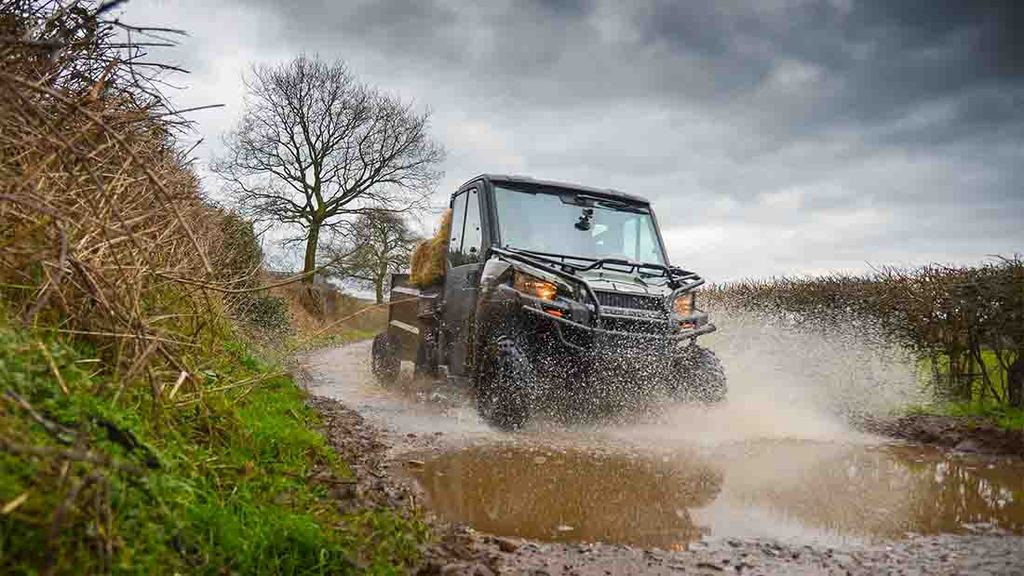 On-test: Updates transform Polaris Diesel Ranger UTV