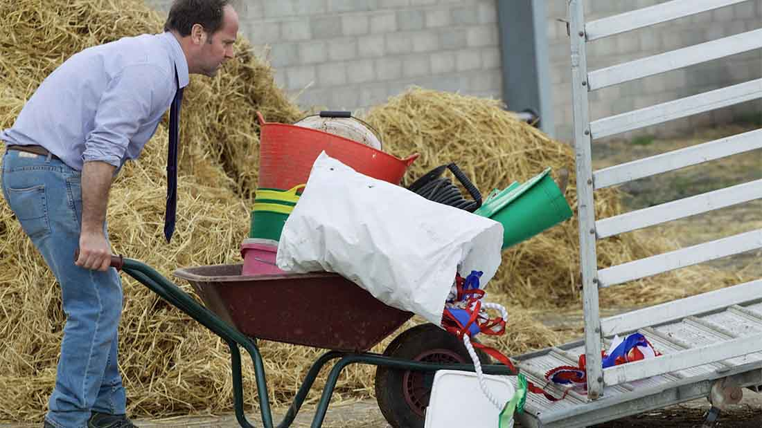 Farmers Guardian caption competition No. 4 - Winners!