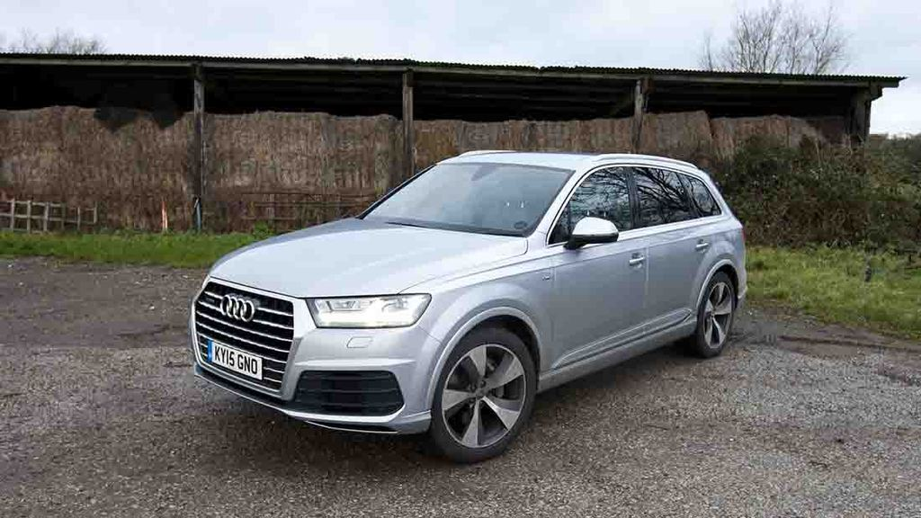 On-test: Audi Q7 rocks premium SUV establishment