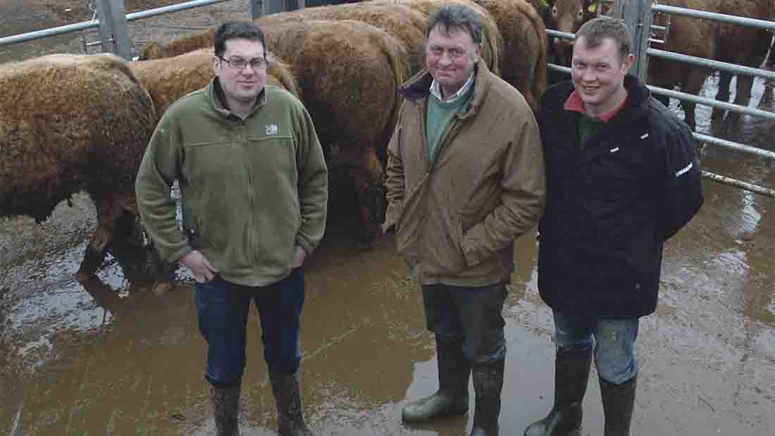Case study - Scotch Beef Farm of the Year 2015
