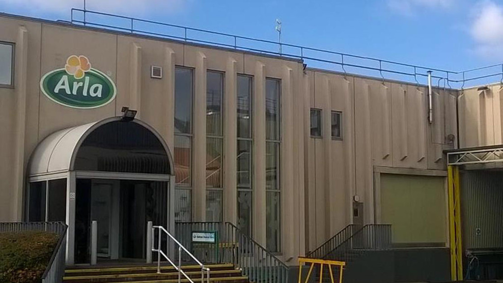 Sacked Arla director denies any wrongdoing