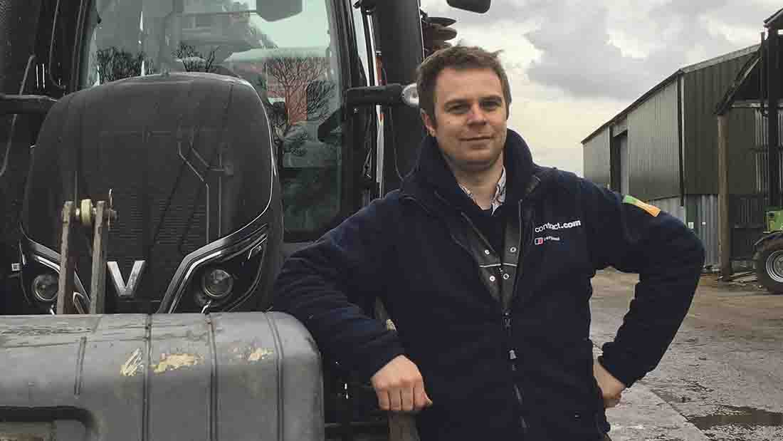 My Farming Week - Olly Harrison, Merseyside