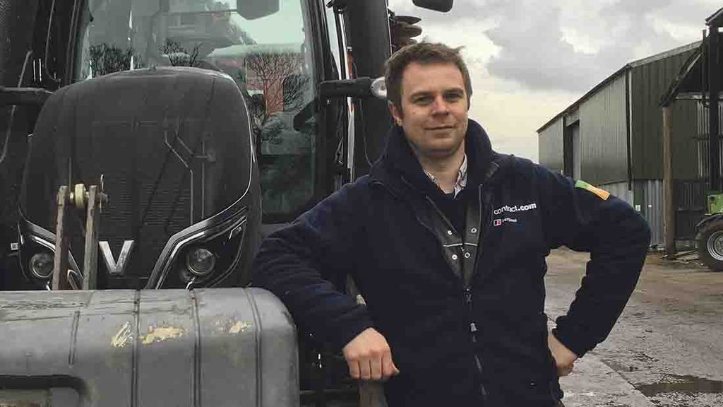 My Farming Week: Olly Harrison, Merseyside