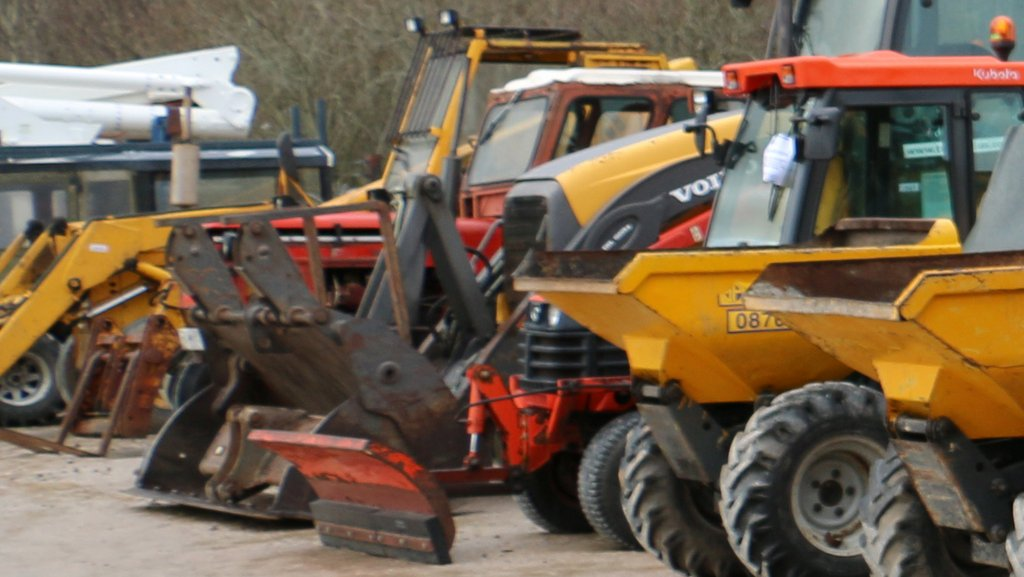 Machinery sale: Demand rises at Thainstone's plant, machinery and equipment sale