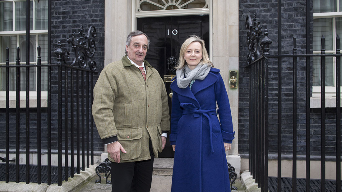 NFU seeks banking support following Downing Street meeting