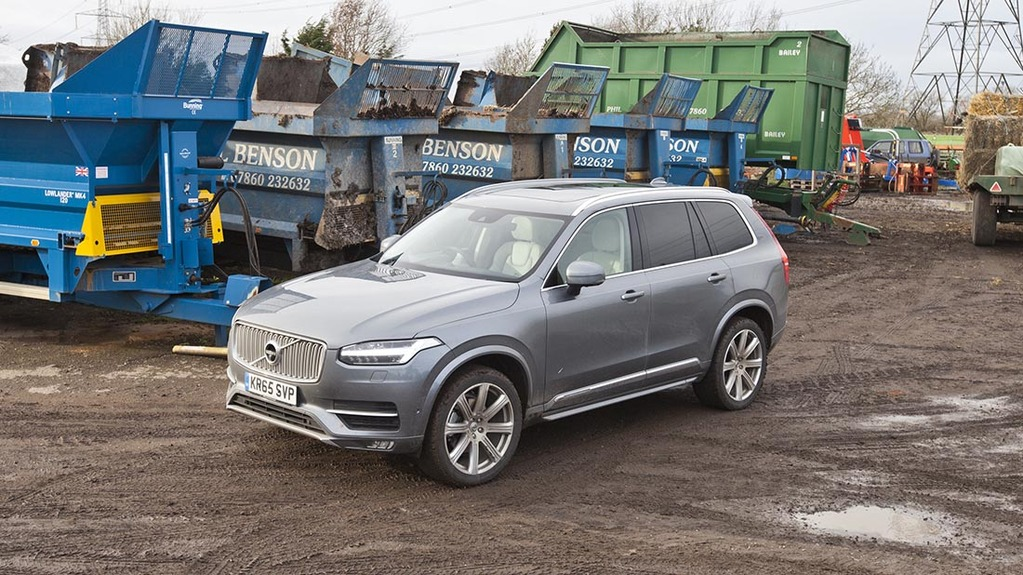 On-test: Volvo XC90's distractive tech compromises concentration