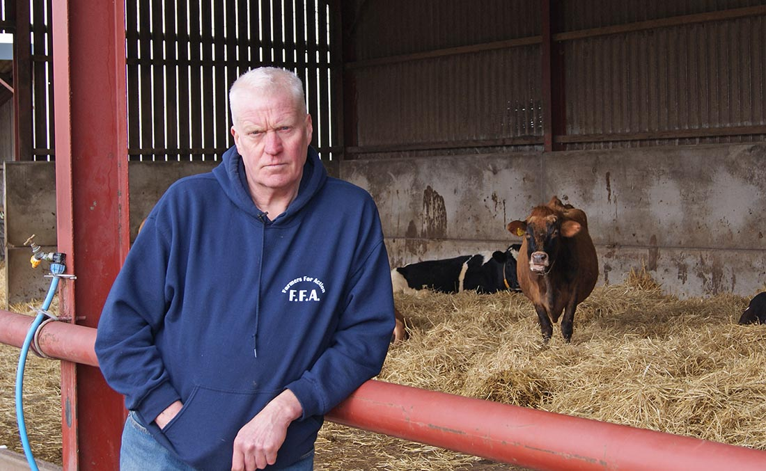 FFA's David Handley gearing up to take farmers' fight to Westminster