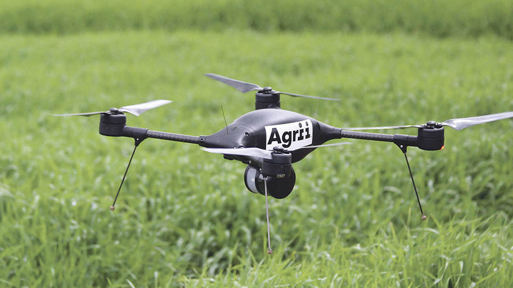 Agriculture quickly adopting drone technology