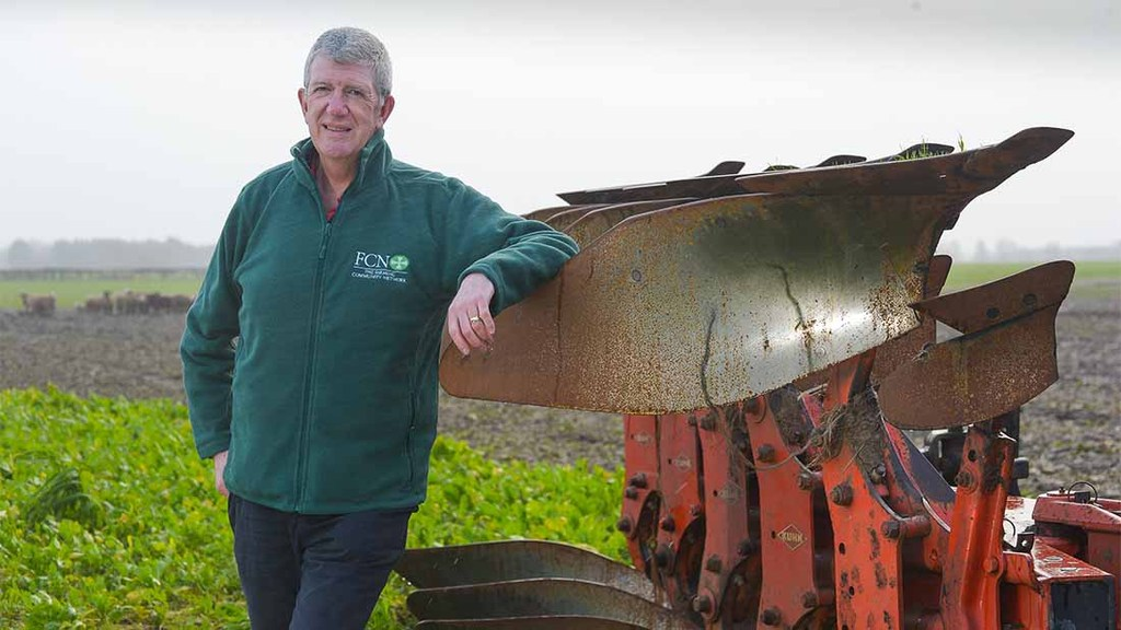 New FCN chairman promises to look after farmers facing dark times