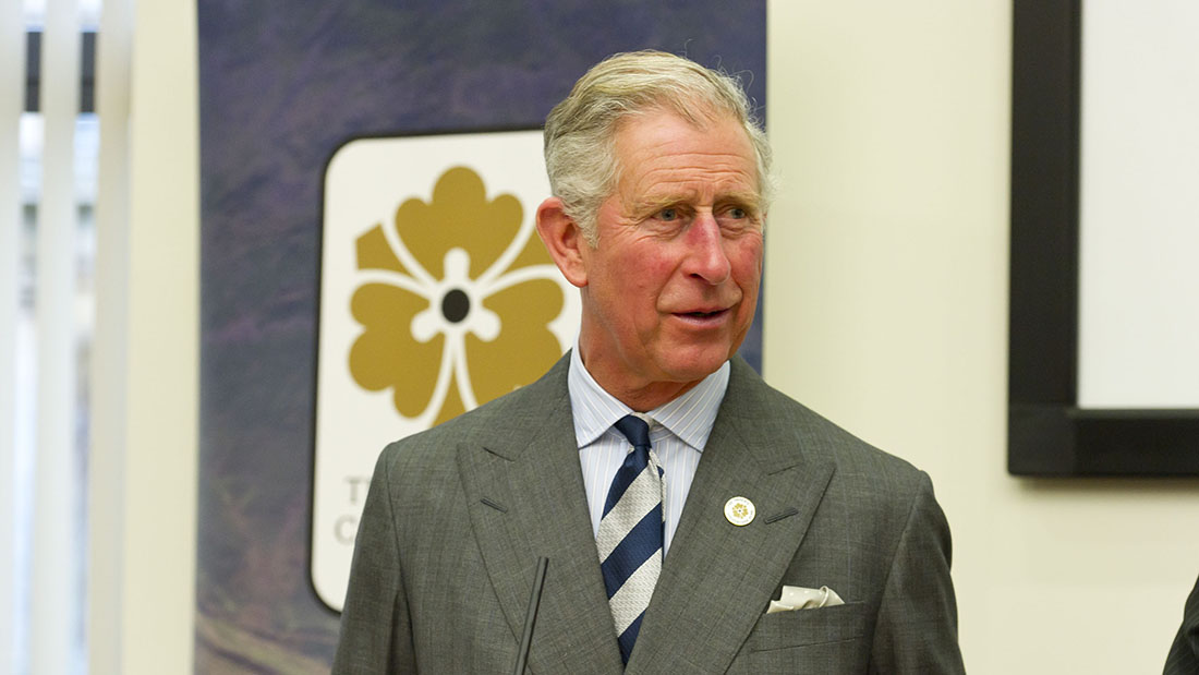 Prince Charles steps in to save farming businesses