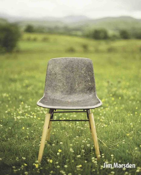 Solidwool uses Herdwick wool to produce a functional furniture
