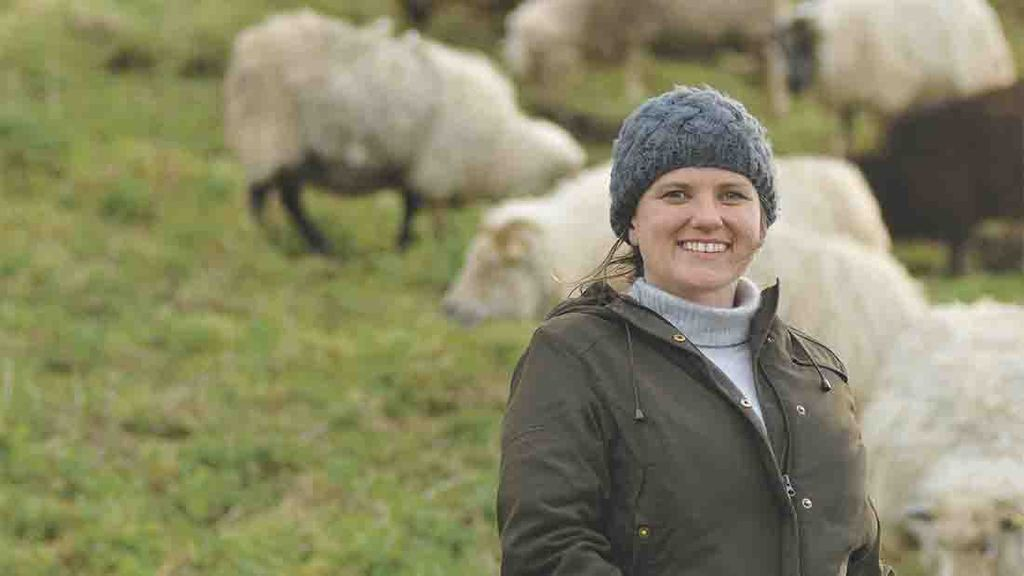 One to Watch - Rebecca Hosking: BBC film-maker turned farmer creates her own path