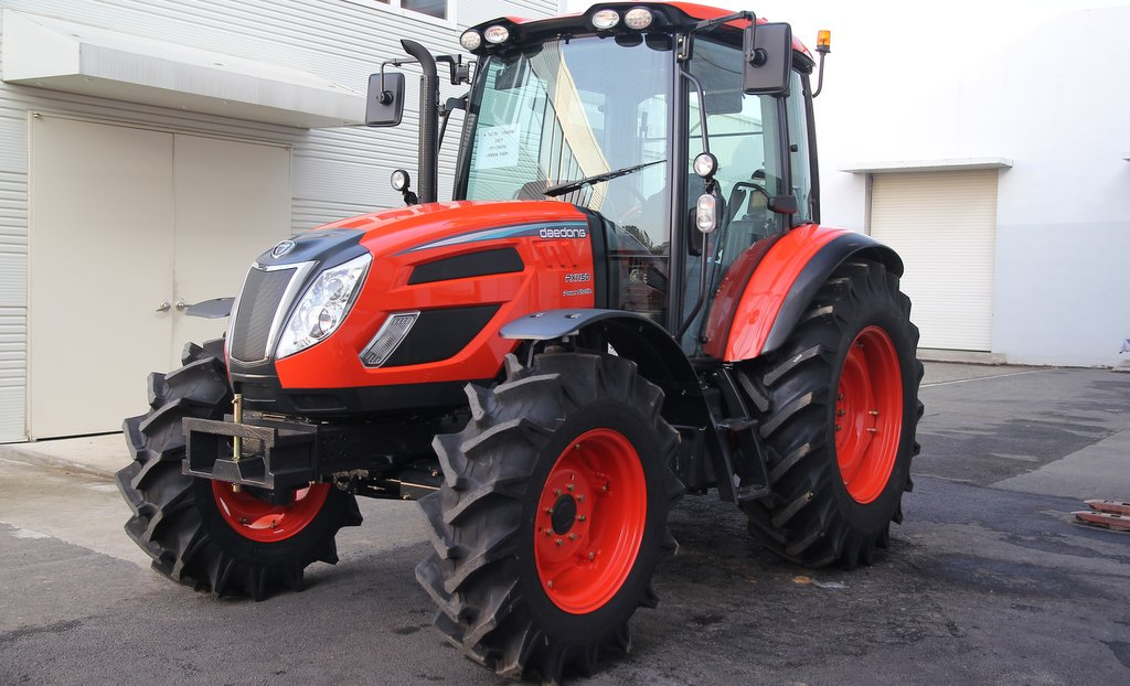 Dutch firm take on UK distribution of Kioti tractors