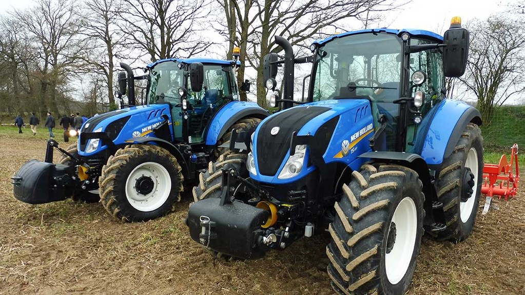 New Holland updates core T5 and T6 tractor models