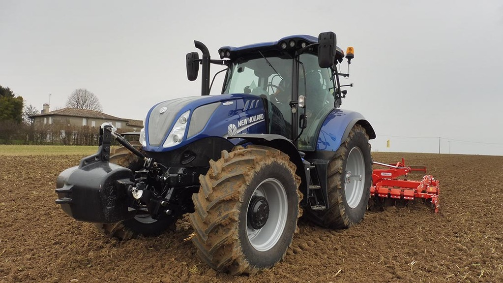 New Holland updates core T5 and T6 tractor models - NEWS - Farmers