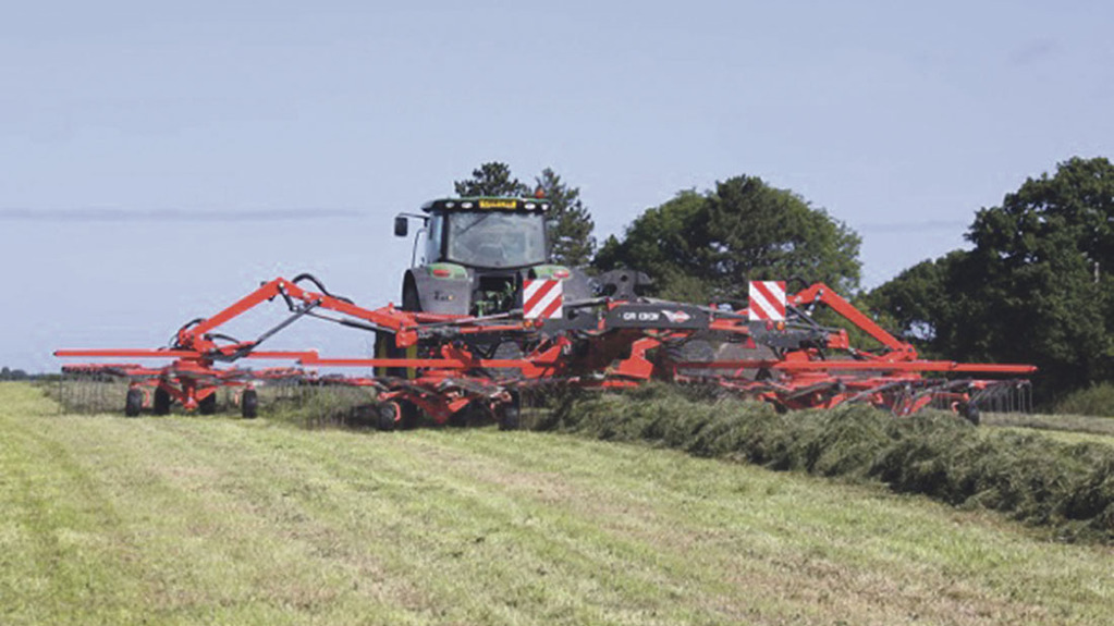 Making the most of clever Kuhn rake