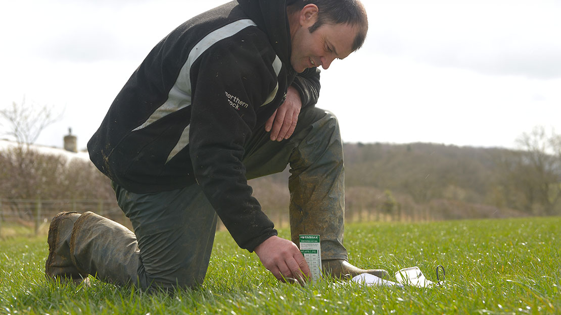 Why is measuring and monitoring grass growth vital?