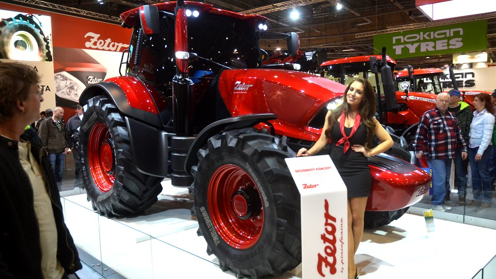Zetor set to expand its tractor line-up