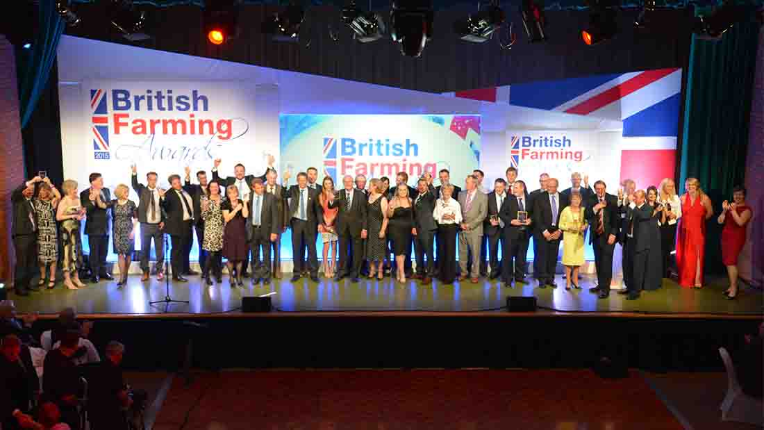 The British Farming Awards 2016 launches