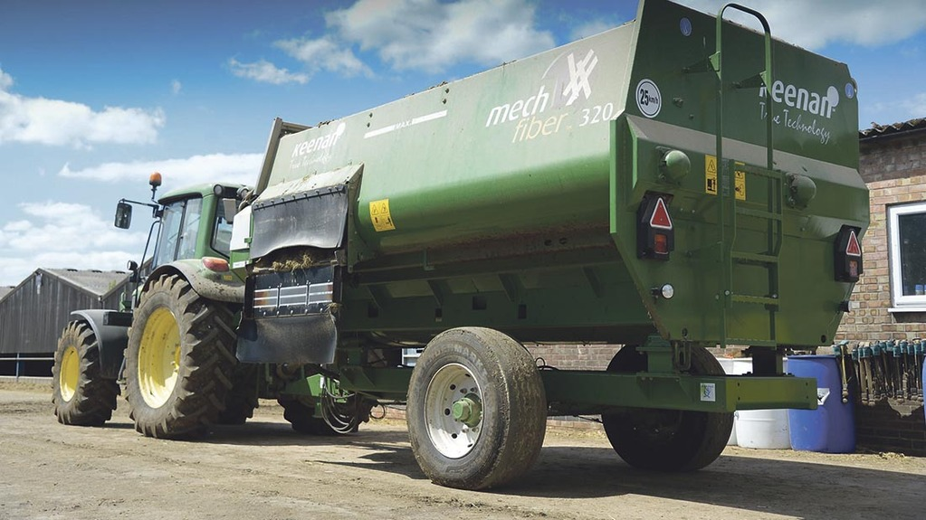Keenan to continue with new owner Alltech