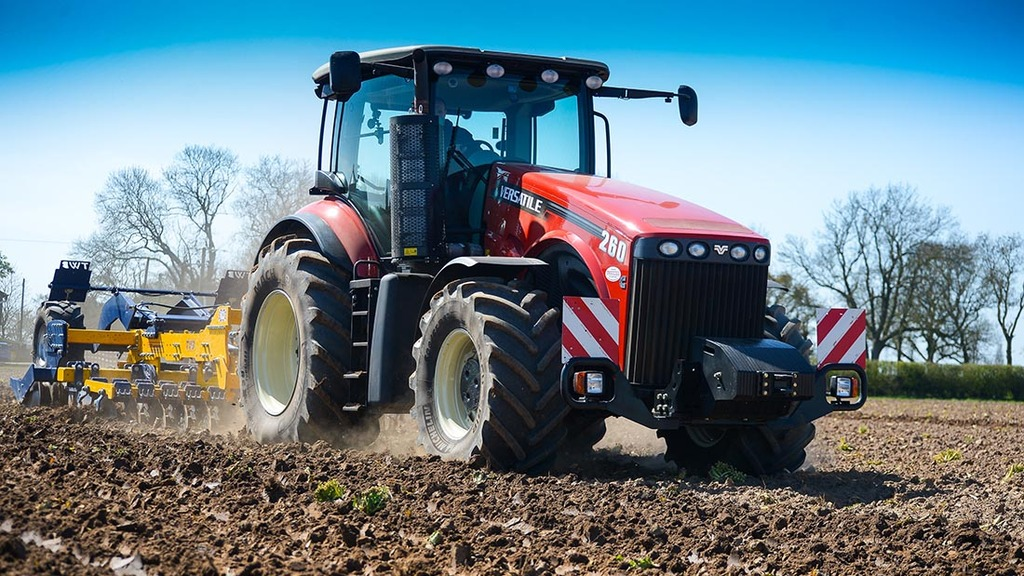 VIDEO on-test: No frills Versatile tractor impresses