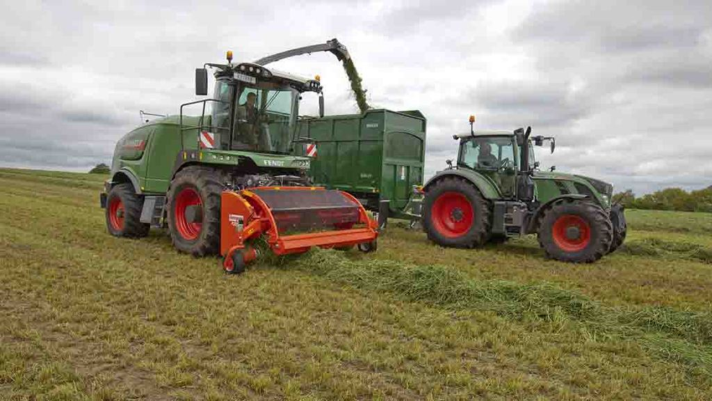 Has Fendt forager buying gamble paid off?