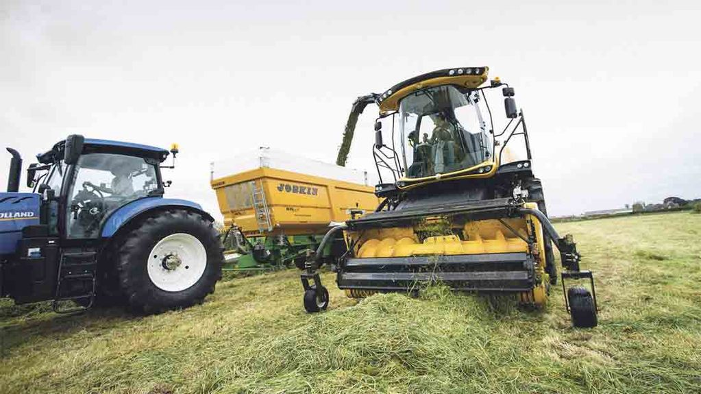 Scotgrass 2016 preview: Grassland kit ready to roll