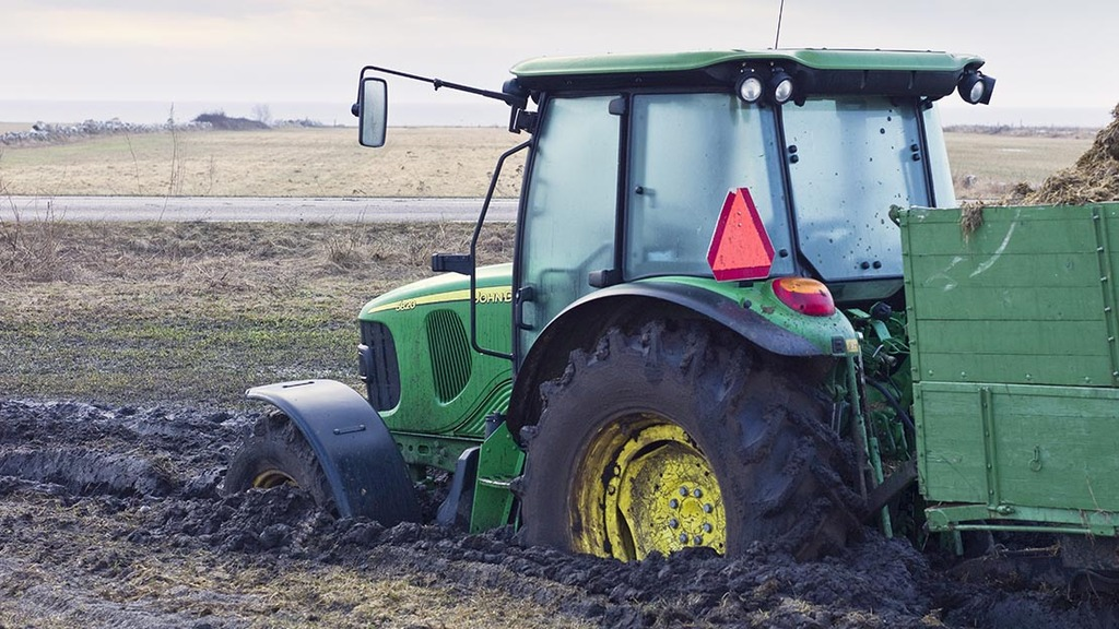 Knowing how to tow a stuck tractor safely can save lives and damage costs.
