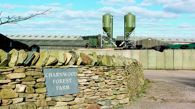 Charnwood Forest Farm