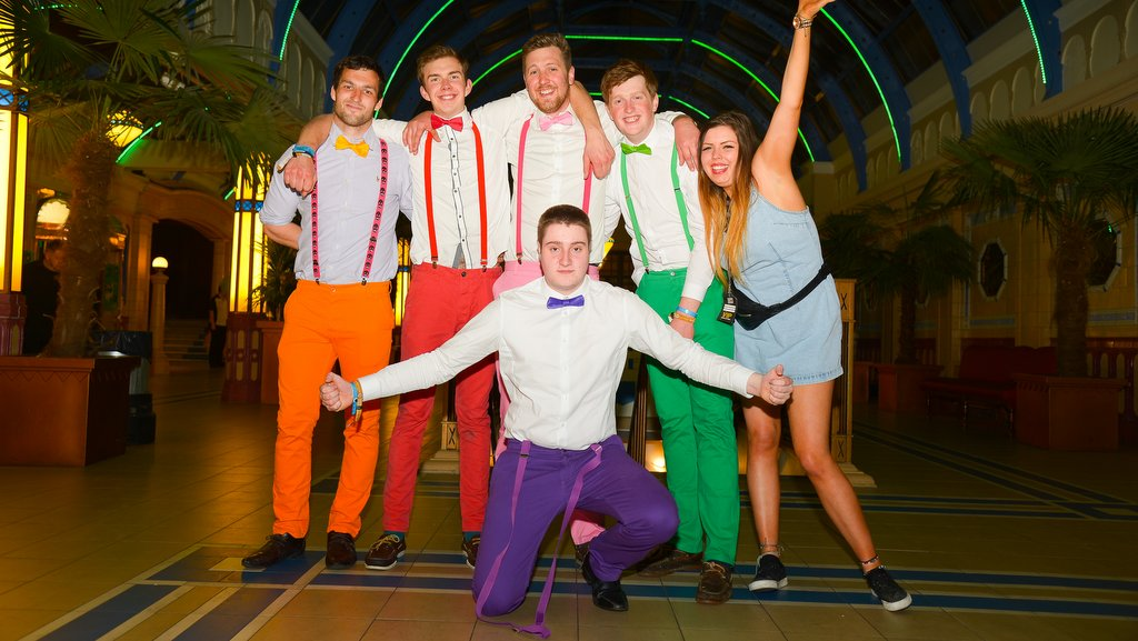YFC AGM 2016: Videos from across the weekend