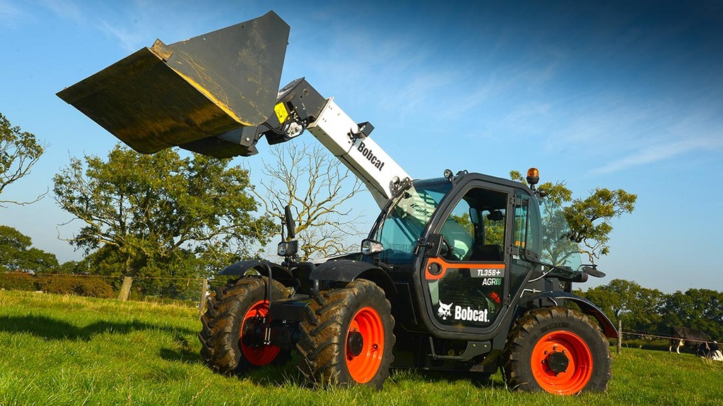 On-test: Bobcat to take on the big boys with its latest ag-spec telehandler
