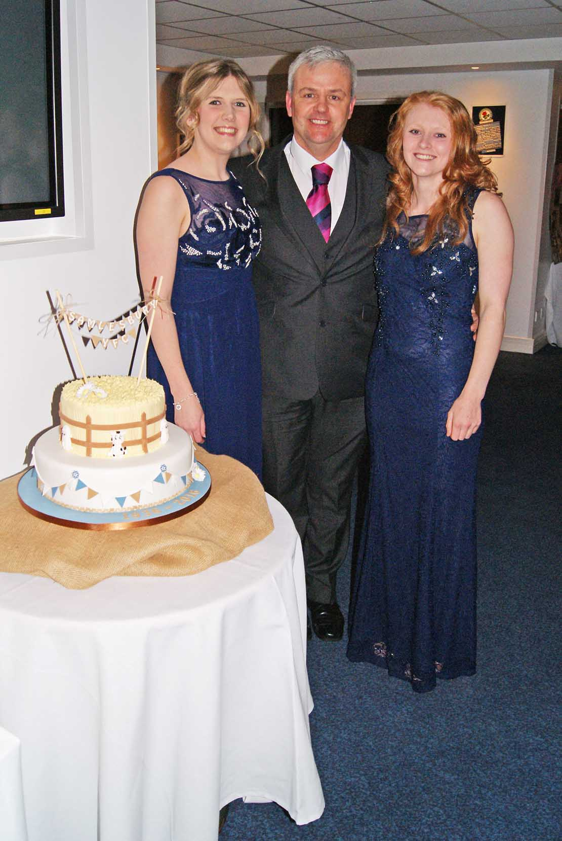 Samlesbury YFC celebrate 80 years