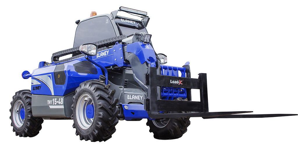 Blaney to enter compact loader market