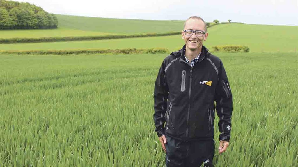 Video: Crop Walk and Talk...with Russell Dean