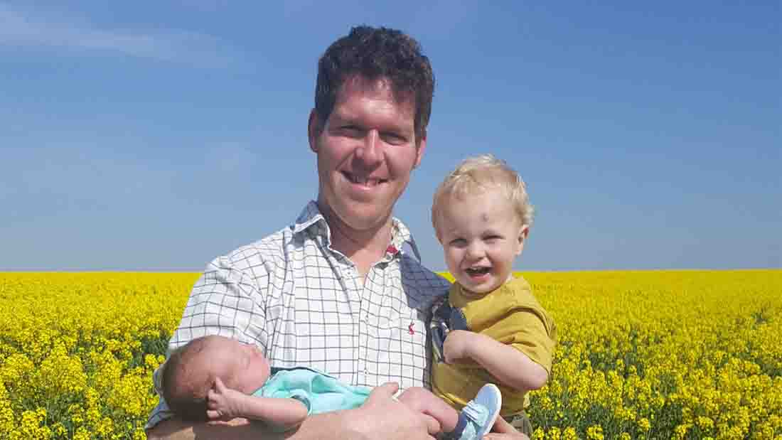 My Farming Week - Mark Robinson, Lincolnshire