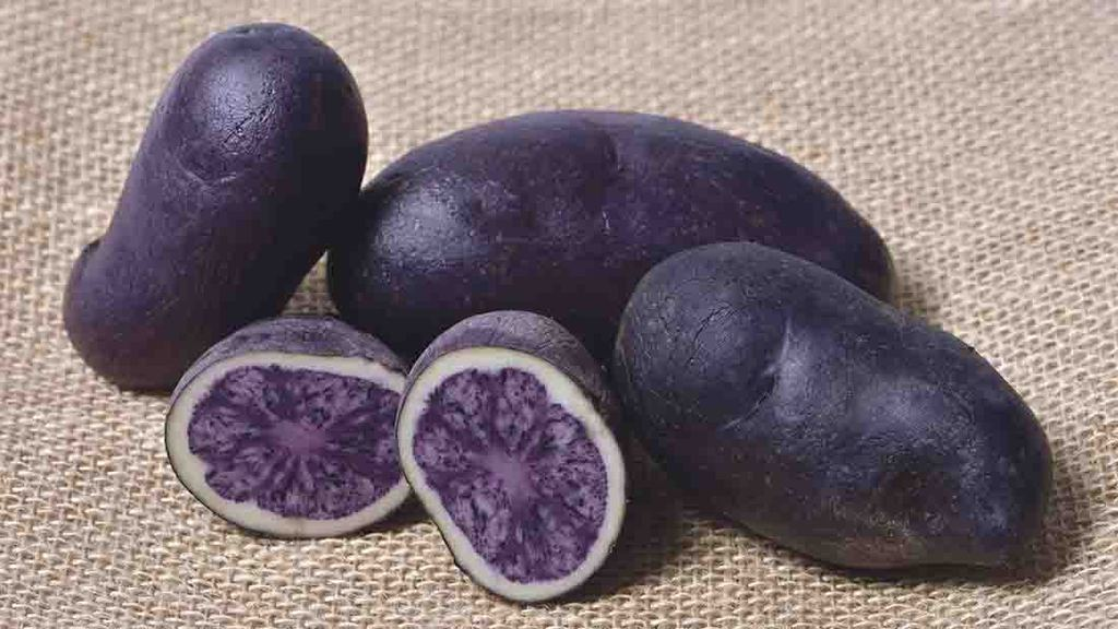 Purple potato packs a health punch