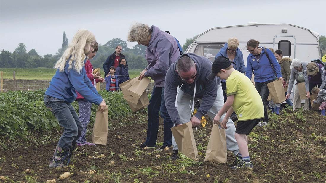 Open Farm Sunday hailed a huge success in its 11th year