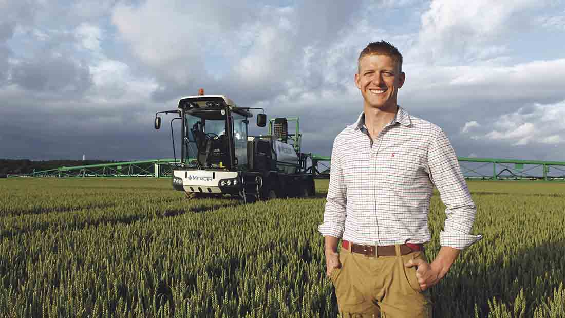 My Farming Week - Robert Yardley, Cheshire